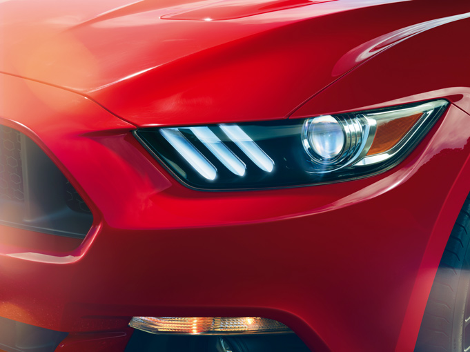 2015 Ford Mustang  ©  Ford