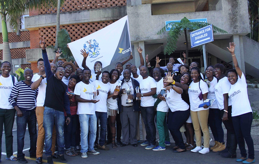 University of Zululand to represents Enactus SA