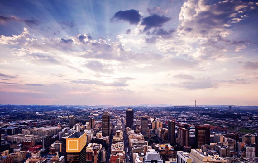 South Africa open for business