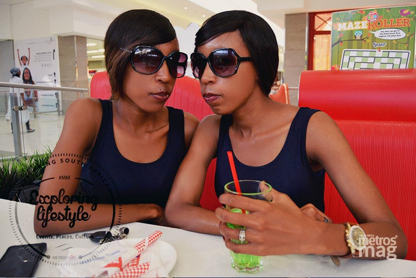 Meet the Mncube Twins