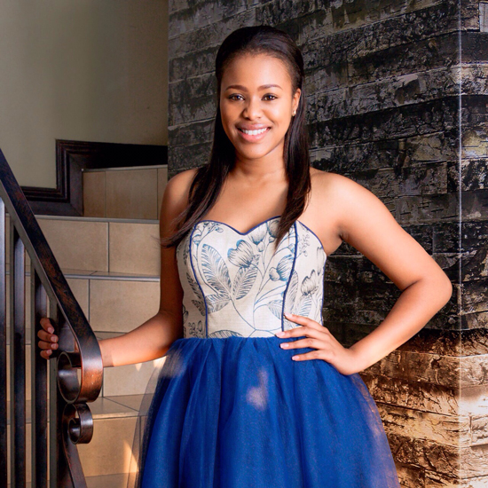 5 Mins With Natasha Thahane