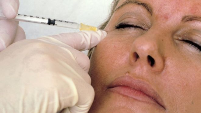 Beauticians dropped from new cosmetic filler register