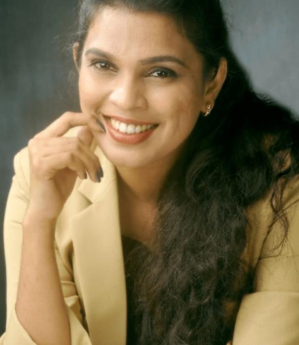Indian author, Dr. Nalli Ramya