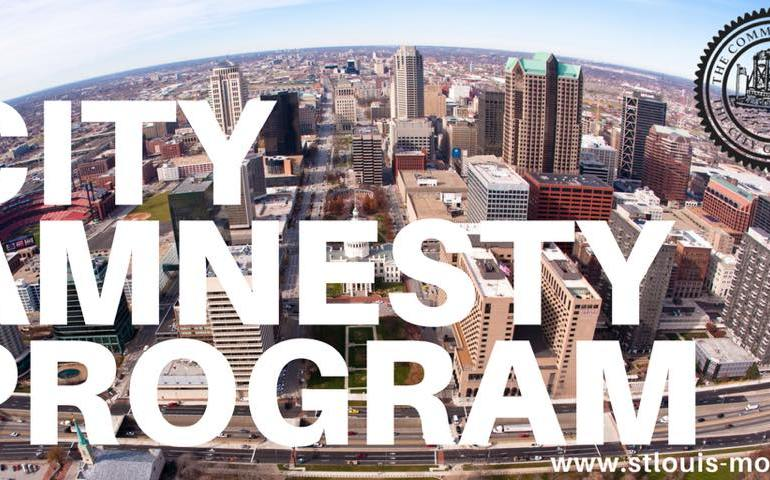 St.Louis hosts warrant amnesty program