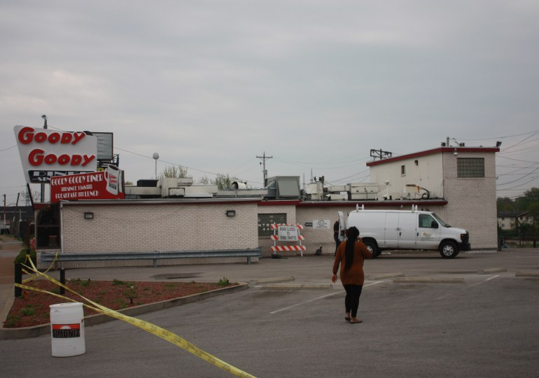 Fire 'all bad' for Goody Goody business, patrons