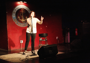 The future of comedy is female at The Heavy Anchor