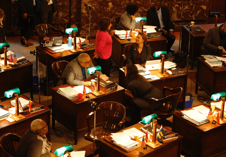 New rules limit access to Board of Aldermen, floor, gallery