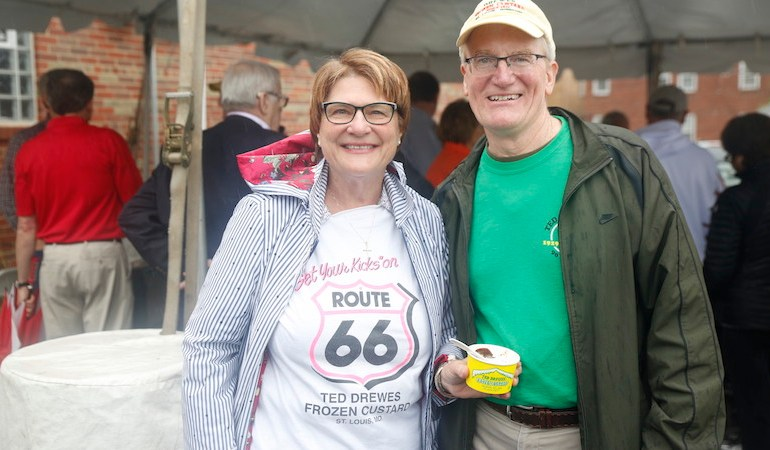 Ted Drewes celebrates 90 years