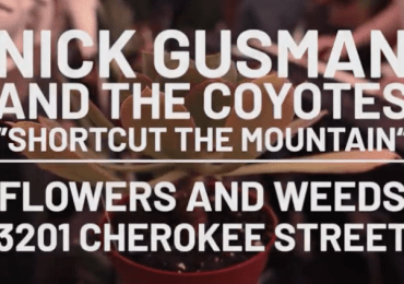 "PREMIERE: Lo-Fi Cherokee presents Nick Gusman and the Coyotes - ""Shortcut the Mountain"""