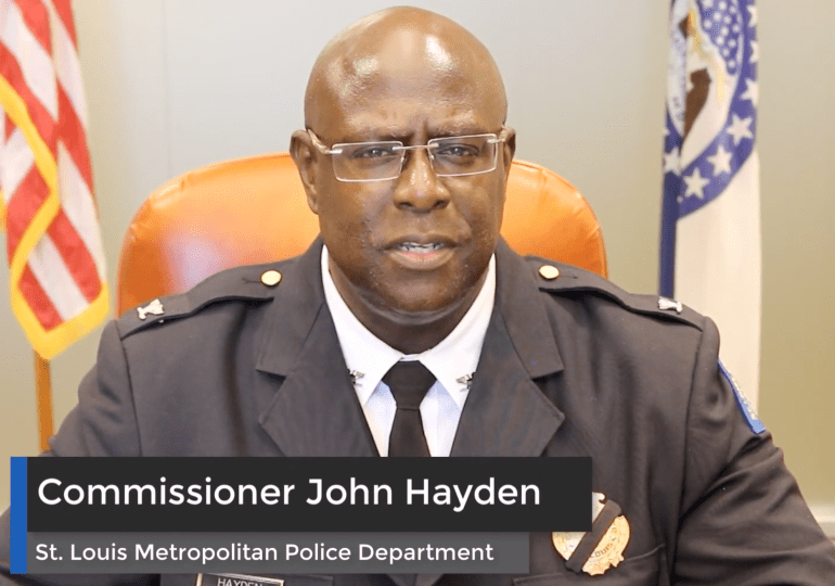 Hayden calls for fewer drugs, more officers to stem tide of gun violence