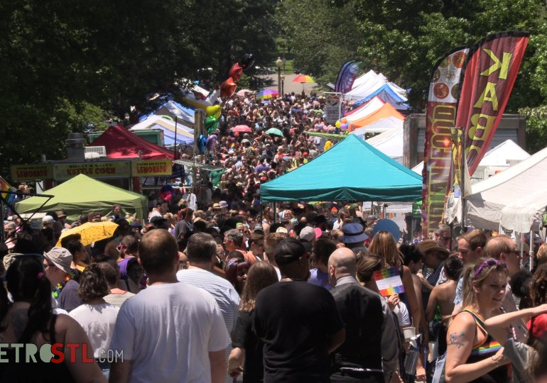"""Tower Grove's """"alternative"""" Pride event is no second fiddle"""
