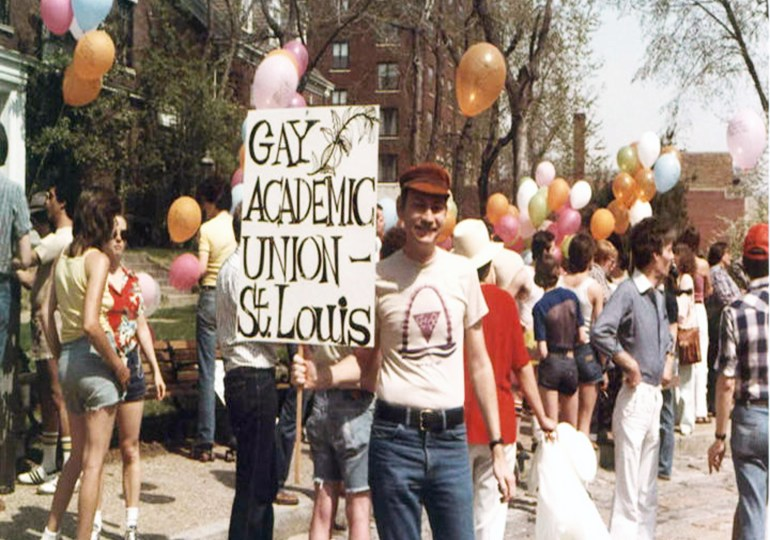 Gay history in St. Louis takes center stage as PrideFest arrives