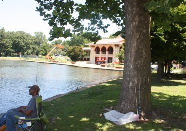 Refurbished O'Fallon Park boathouse to dock in September