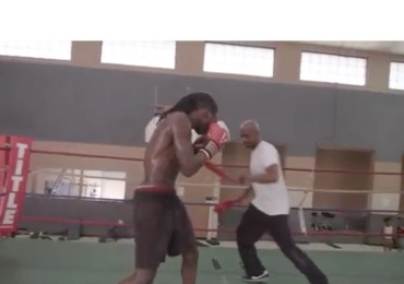 Boxing fan and filmmaker combines his two passions in 'Road to the Pros'