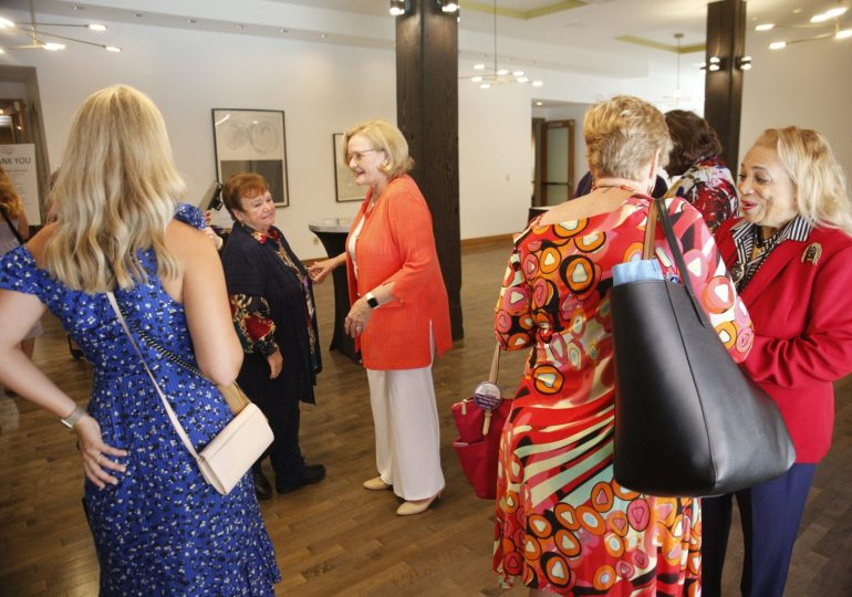 National Women's Political Caucus offers tips, networking, encouragement