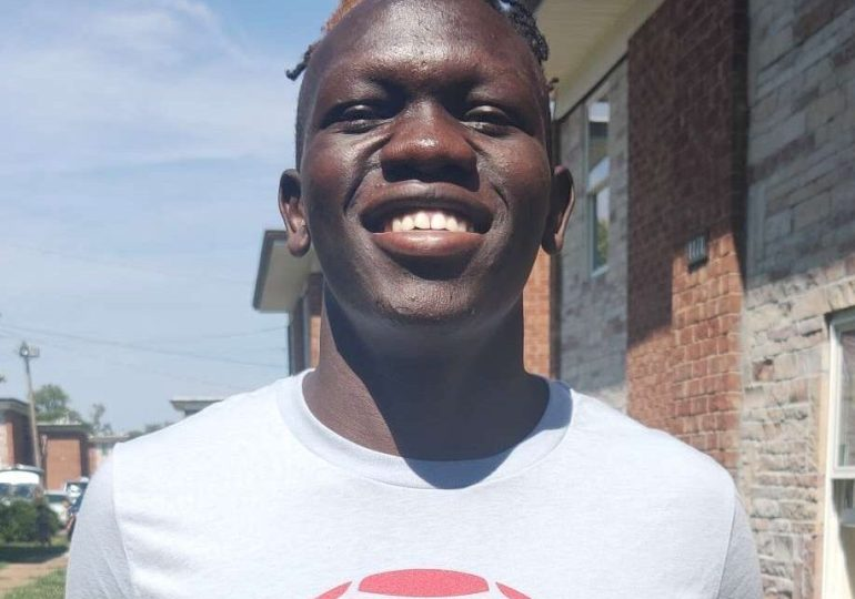 Undefeated: Once-homeless refugee soccer player beats the odds