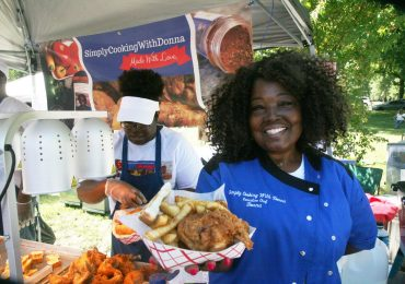 Taste of Black STL draws thousands to Tower Grove Park