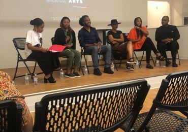Black art's presence, future are focus of discussion