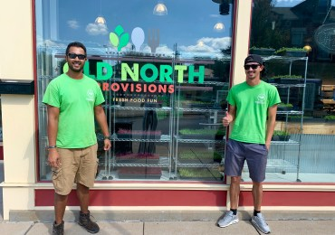 Old North Provisions offers healthy foods and a place to gather