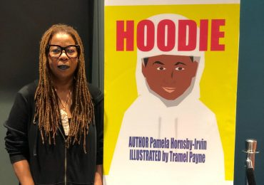 Author of 'Hoodie' says lessons should be learned from the article of clothing