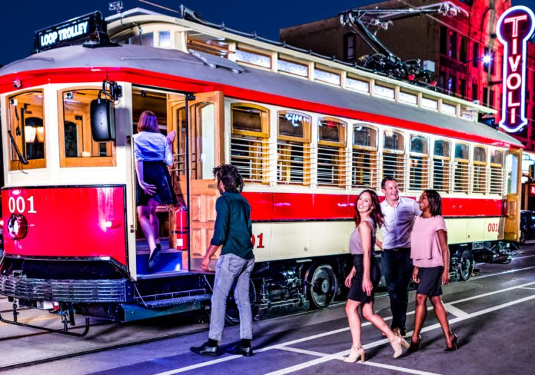 Loop Trolley to stop running Dec. 29; may reopen later
