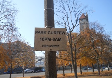 Bill declaring parks gun-free zones passes Board of Aldermen