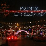 Christmas on Candy Cane Lane is monthlong block party