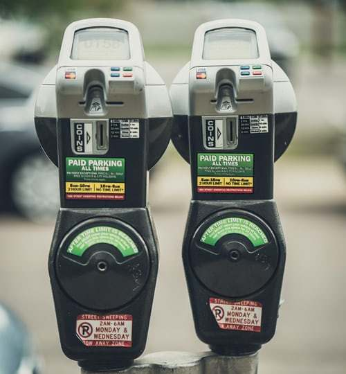 Parking at city meters to stay free through May