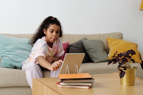 Remote learning is under way, but many U.S. students lag