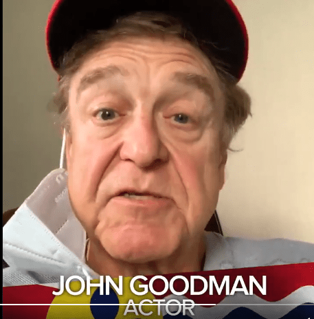 Why wear a mask? Goodman joins ad campaign to be 'a good neighbor'