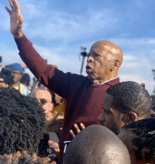 How the Black Lives Matter generation remembers John Lewis