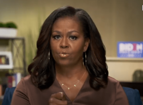 Michelle Obama: Vote like your lives depend on it