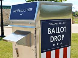 Ballot drop boxes could bypass post office