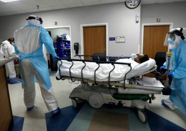Missouri COVID-19 hospitalizations set records, with death toll rising