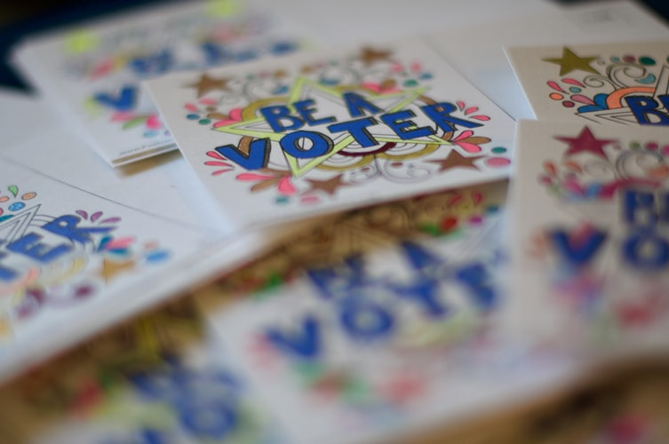 Area teens' new website hopes to inform young voters