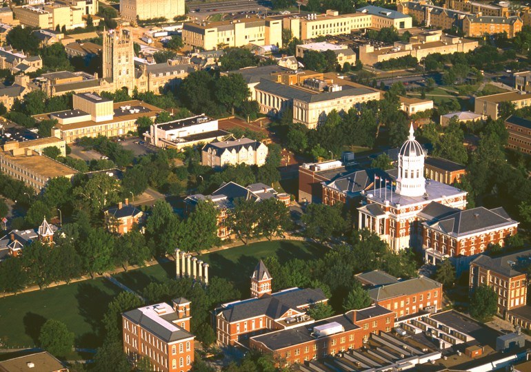 Appeals court allows guns on Missouri campuses, with catch