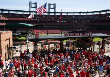 Cardinals fans - 32% of them - can flock again to stadium