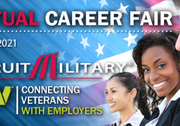 Virtual job fair aids military members, families