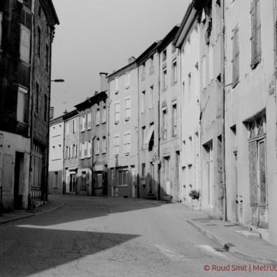 Lamastre village