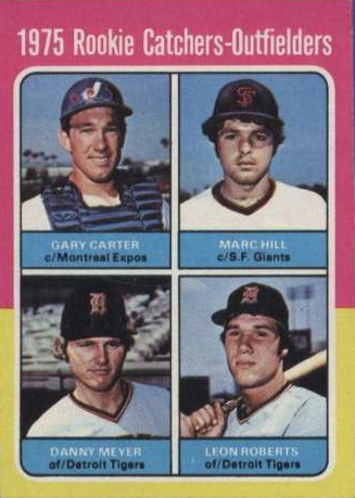 Mets Card Of The Week Early Gary Carter
