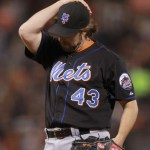 R.A. Dickey=hard luck loser