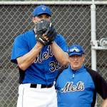 Mets Notes: Warthen's pitching staff along with Bay, Duda and Pagan streaks