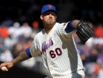 Jon Rauch leans on slider for his early success