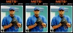 Mets Card of the Week: 2012 Johan Santana