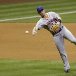 A crowded Mets infield presents options