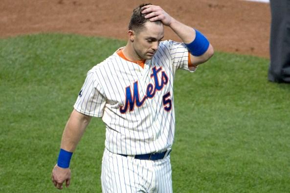 New York Mets Vs Oakland Athletics