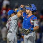 Travis d'Arnaud and Kevin Plawecki make a potent catching duo