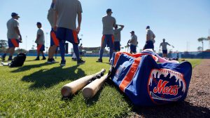 Mets Spring Baseball