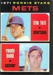 Mets Card of the Week: 1971 Tim Foli