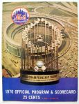The 50th anniversary of the 1970 Mets